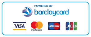 We are Accepting Visa, MasterCard, JCB,  Maestro.